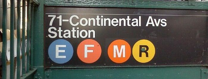 MTA Subway F Train