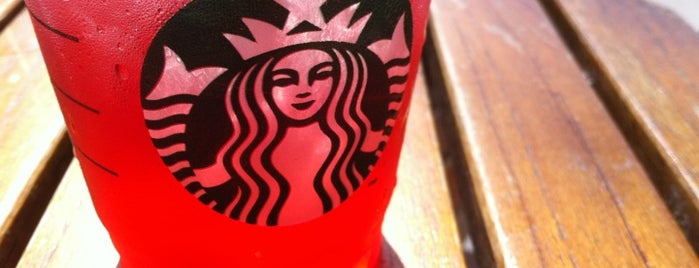 Starbucks is one of Orte, die Choak gefallen.
