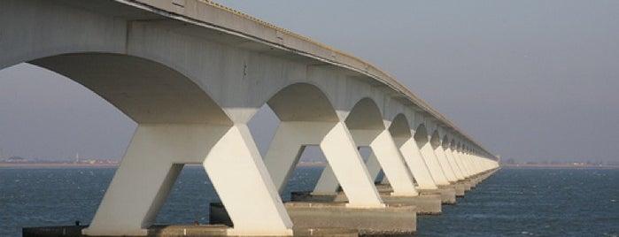 Zeeland Bridge is one of Matúš's Liked Places.