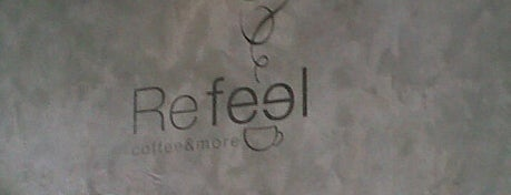 Refeel is one of Milano, Repubblica Italiana.