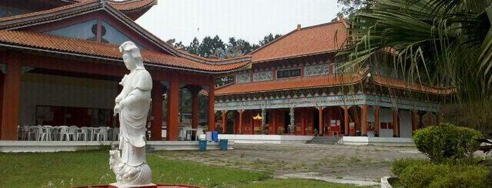 Templo Budista Kuan Yin is one of Lucas: сохраненные места.