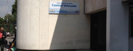 Control Vehicular is one of Lupis 님이 좋아한 장소.
