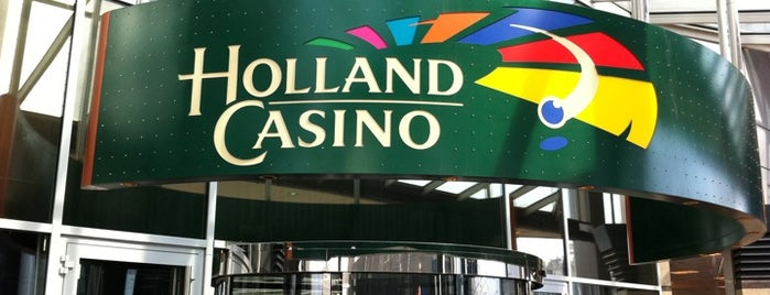 Holland Casino is one of Orte, die Kevin gefallen.
