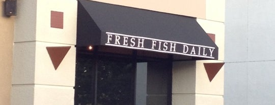 California Fish Grill is one of Anaheim.