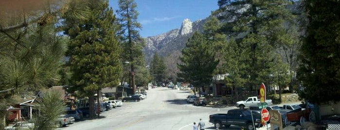 Town Center Idyllwild is one of places to return (numero quattro).