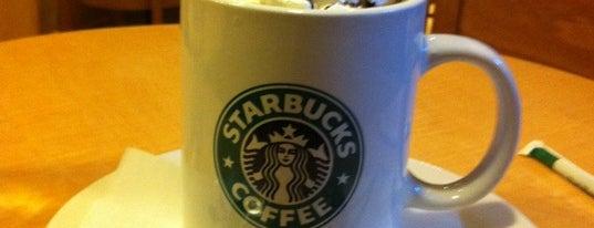 Starbucks is one of UK.