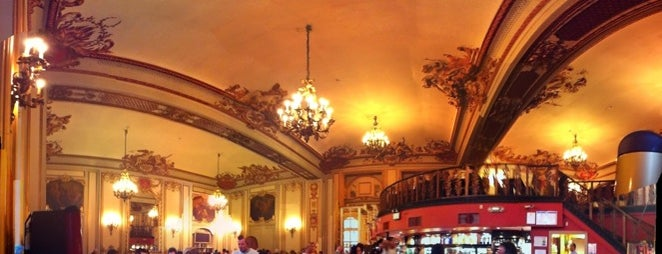 Hamilton Hall  (Wetherspoon) is one of Londres - Preferidos.