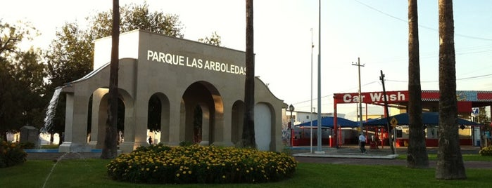 Parque Las Arboledas is one of Monterrey.