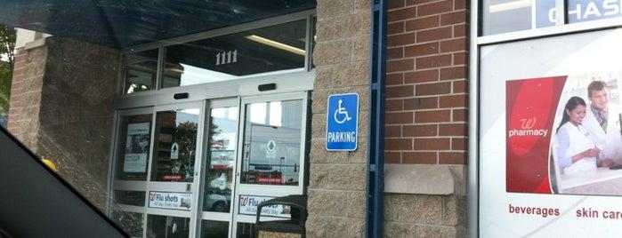 Walgreens is one of Regular checkins.