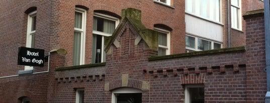 Hotel Van Gogh is one of Amsterdam.