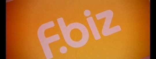 F.biz is one of Agências.
