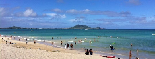 Kailua Beach Park is one of Oahu: The Gathering Place.