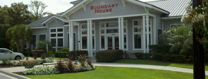 The Boundary House Restaurant is one of Family Beach Vacation.