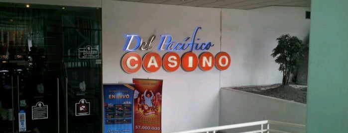 Casino del Pacífico is one of Camila'nın Beğendiği Mekanlar.