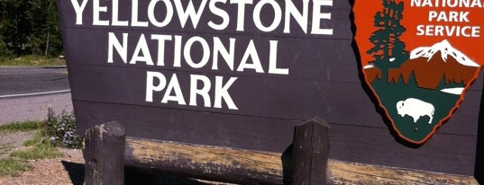 Yellowstone National Park is one of Antes de Morrer.