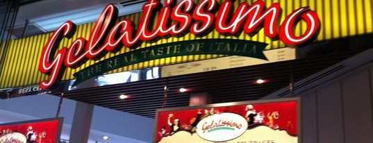 Gelatissimo is one of Singapore Favorites.