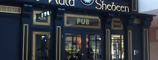 The Auld Shebeen Pub is one of Restaurants.