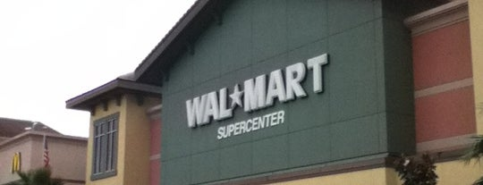Walmart Supercenter is one of Orlando - Compras (Shopping). 4dbca9b16d