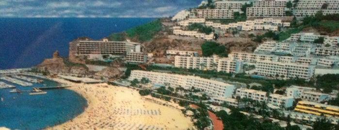 Playa Puerto Rico is one of Europe 4.