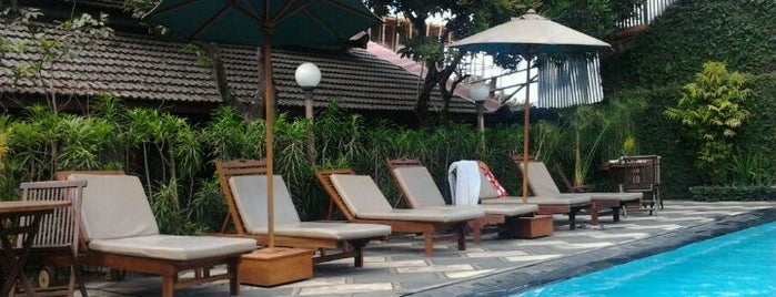 Rumah Mertua, Yogyakarta is one of Posti che sono piaciuti a Natsuko.