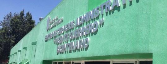 Centro de Servicios Administrativos Vicente Guerrero is one of สถานที่ที่ Jaime ถูกใจ.
