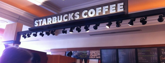 Starbucks is one of Niagara Falls & NY visit - September 2016.