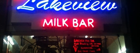 Lakeview Milk Bar is one of Ice Cream & Desserts.