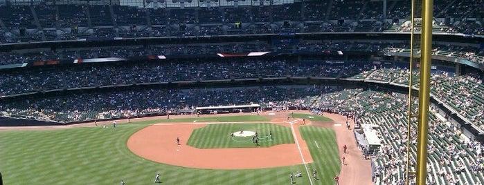 MLB Ballparks to visit