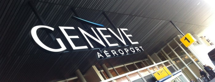 Aéroport de Genève Cointrin (GVA) is one of Your local guide to Geneva.