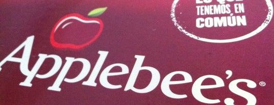 Applebee's is one of Locais curtidos por Carlos.