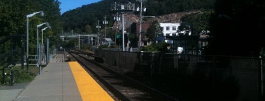 Metro North / NJT - Suffern Station (MBPJ) is one of New Jersey Transit Train Stations.