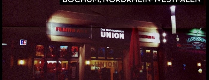 Union Kino is one of Bochum #4sqcities.