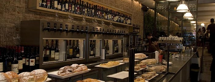 Tarallucci e Vino Restaurant is one of Molto Bueno 10X (NY).