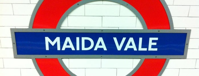Maida Vale London Underground Station is one of Underground Stations in London.