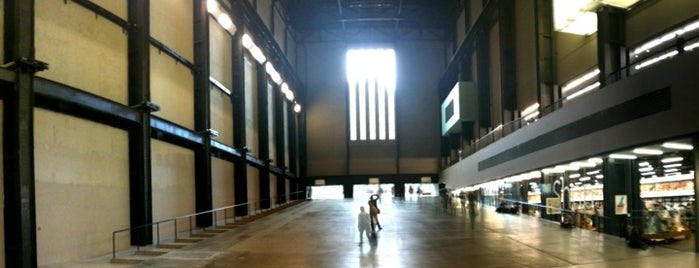 Tate Modern is one of London, UK.