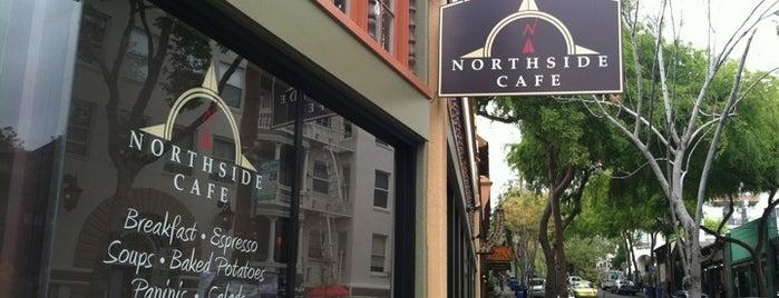 Northside Cafe is one of Benjamin'in Beğendiği Mekanlar.