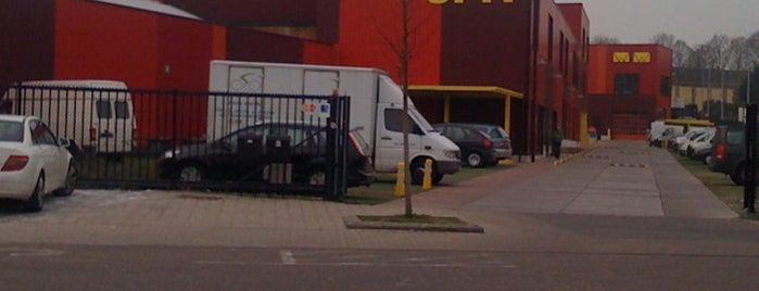 De Kringwinkel - SPIT is one of Leuven.