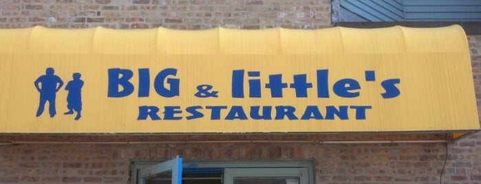 BIG & little's Restaurant is one of To try.