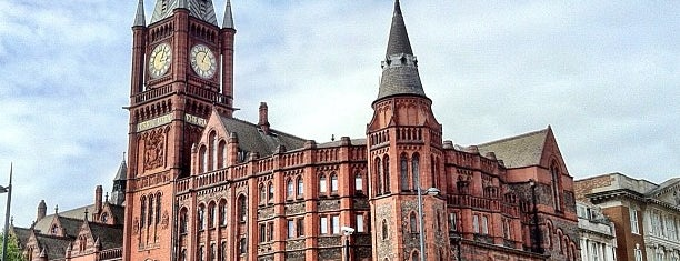 University of Liverpool is one of Inspired locations of learning.