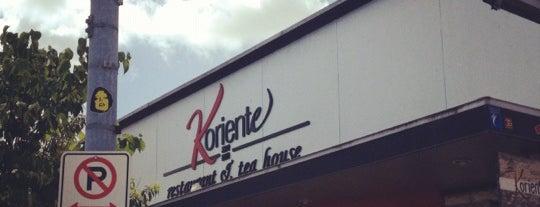 Koriente Restaurant is one of Austin - Restaurants Visited.