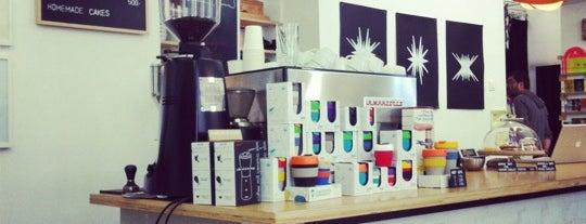 Printa Café is one of Hip downtown cafés.