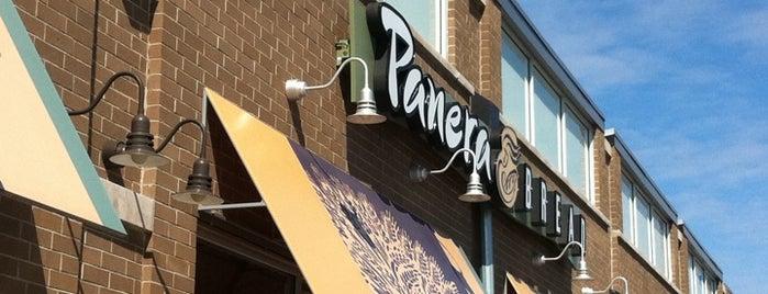 Panera Bread is one of Posti che sono piaciuti a Chris.