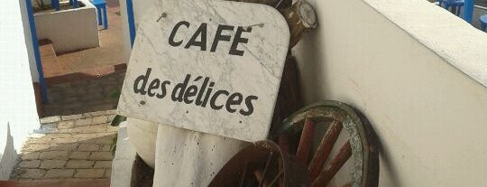Café des Délices is one of Tunis  #4sqCities.