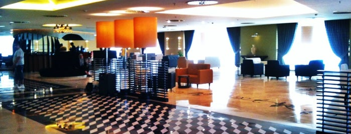 İstanbul Gönen Hotel is one of Posti che sono piaciuti a Luxury Vip.