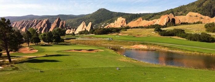 Arrowhead Golf Club is one of Denver Tourist Spots.