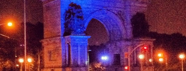 Soldiers' and Sailors' Arch is one of Architecture - Great architectural experiences NYC.