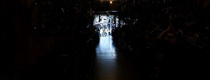 Bicicletas Marino is one of Bicicleterías de Buenos Aires.