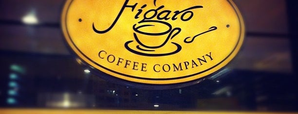 Figaro Coffee Company is one of Kopi Places.