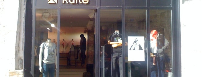 Kulte is one of Sports & Fashion, I.