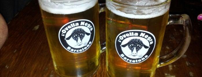 L'Ovella Negra is one of Barcelona !.